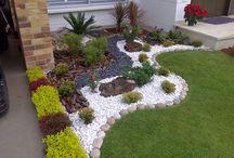 giardino aiuole