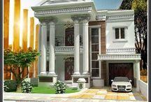 Jasa Desain Rumah Mewah Di Jakarta / Rumah Mewah