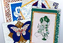 Parchment Paper Cards