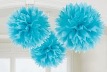 Blue Party / Blue themed products and ideas for your next blue themed event. Jilly Bean Kids