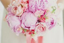 Flowers / An array of bouquets in many colours and styles