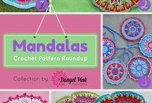 Mandalas & Doilies