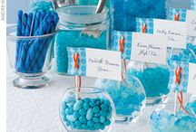 Event: Blue/ Navy / Blue, blue themed party, blue themed wedding