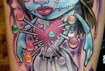 tatueringar & piercingar