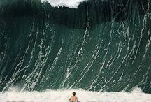 Extrems / Jumps, base jumps, rocks, sea