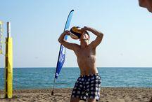 Beachvolleyball / Gibt es eine schönere Sportart?