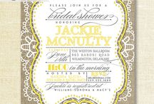 Invites / by Nina Manriquez