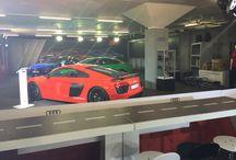 Audi FOM / Led Screen, Sound and Lighting