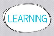 LEARNING / by Allyson @ All Our Days