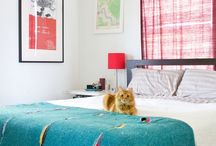 Decor - Bedroom / by Marjolaine Bourget