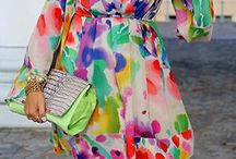 (Colourful) Summer Dresses