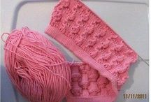 Вязание.Узоры для вязания.