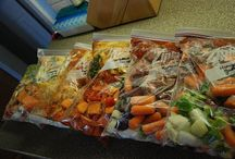 slow cooker/freezer meals