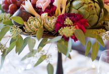 wedding flowers / by Jen Gilbertson