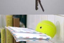 Craft Ideas / by Tanya Richard