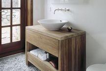 Hansen Bath / Furniture for your bathroom, same design as the kitchens.