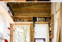 Micro cabins/glamping