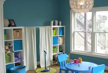 Playroom/Dining Space