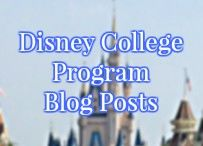Disney College Program Blog Posts / Posts from my blog, at OliviaInOrlando.blogspot.com