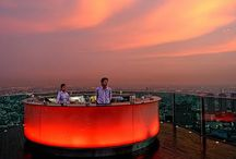 Environmet: Outdoor – Roof top Bars