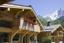Ski chalets / by Holiday Lettings