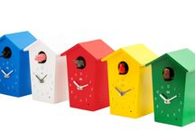 RELOJES DE CUCO MODERNOS / Relojes de cuco modernos. www.decoratessen.com