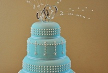 Wedding cakes / by Michelle Stratton