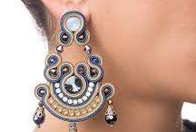 Soutache mania / #soutache #soutachemania #earrings #fattoamano #necklace #collana #handmade