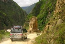 Machu Picchu by Road / Tour: Machu Picchu by Road (4 Days) from USD $ 299. This is an excursion to Machu Picchu, by bus and train, by the Cusco/Quillabamba and village of Santa Teresa