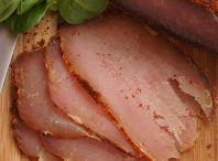 schab i inne mięsa do chleba