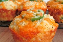 Muffins / sweet or savory it doesn't matter find them here