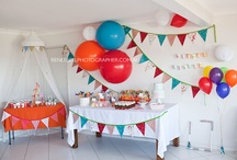 Birthday Party Ideas / by Nina Onsmark