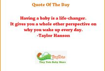 Baby Quotes / Our Daily Quotes For Lovely Mother All Around the World. #babyqoutes #Mothers #Love #share