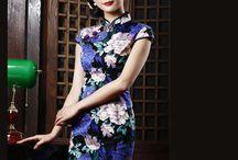 Vestidos chinês
