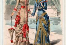 Natural form dresses