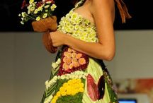 Floral Art Dresses & accesories / by Maria-Elena Smith