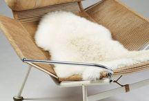 Living Room - Modern Arm Chair