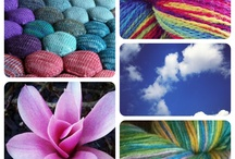 Best Photos from Knit and Crochet Blog Week / Knit and Crochet Blog Week is an annual event hosted by EskimiMakes. I'm collecting the best photos shared in the posts for this project! / by Crochet Concupiscence