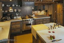 Kitchen Design Inspiration / Daily inspiration on kitchen design brought to you by 247PRO.