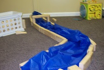 Plastic Tablecloths in Children's Ministry / Different uses for Dollar Tree plastic tablecloths in children's ministry. Backdrops for photos, create a throne room, make a river, decorate a hallway, theme a room and more.