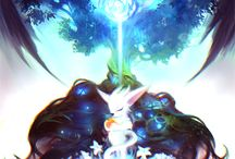 ORI / Ori and the blind forest