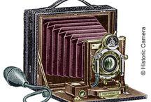 Antique Cameras Owned