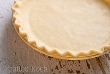 Pie Crusts / by Bailey Bishop