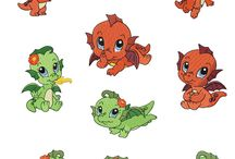Draakjes & Dragons