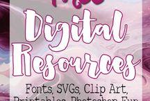 Digital recourses