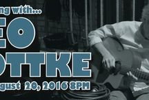 LEO KOTTKE at The Newton Theatre / Spend an evening with extraordinary acoustic guitarist Leo Kottke, known for his innovative fingerpicking style, influenced by blues, jazz and folk music, and his syncopated, polyphonic melodies. Kottke, five-time winner of Guitar Player Magazine's award for best instrumentalist, is a true master of the guitar.