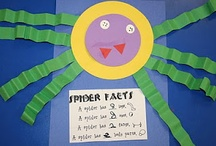 spiders/bats / by Casey Poteet
