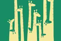 Giraffer&sværinger
