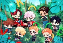 EXO The war Ko ko bop