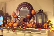 Fall Decoration Ideas / Home Decor